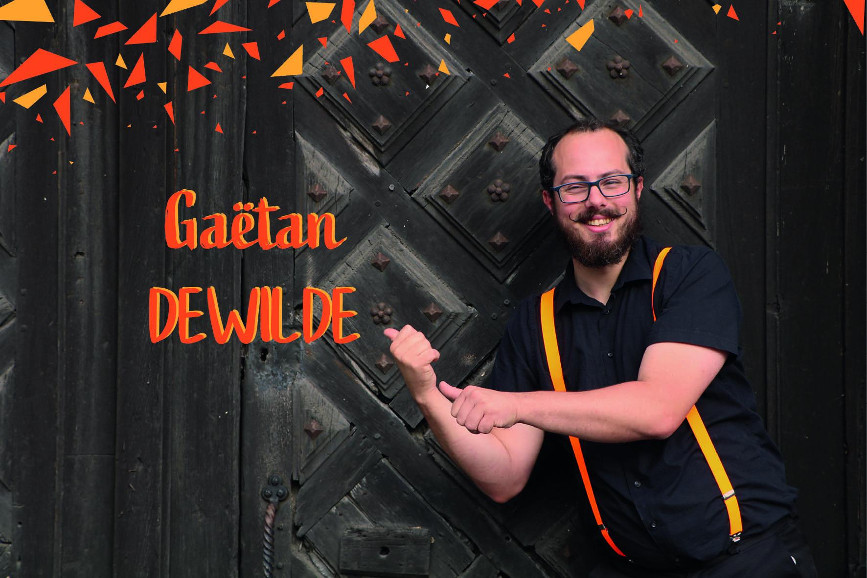 Gaëtan Dewilde