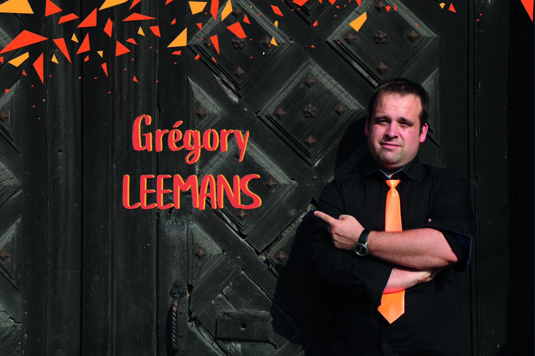 Gregory Lemmans